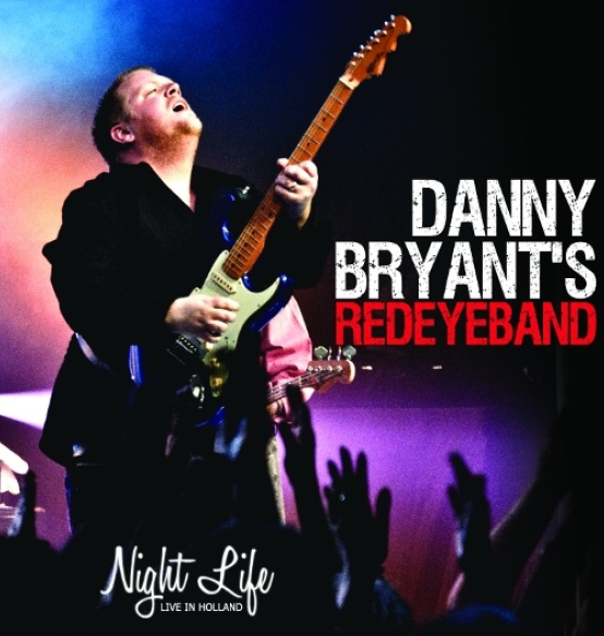 Playing live from Holland, British bluesman Danny Bryant offers up an aggressive rock and blues show that really gets the crowd pumping.