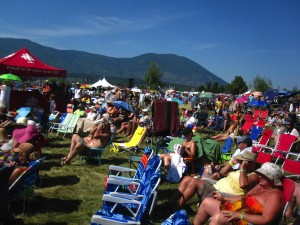 Roots & Blues Crowd