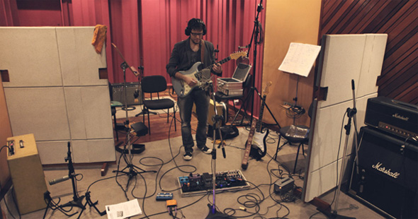 Marcel Tracking Guitars