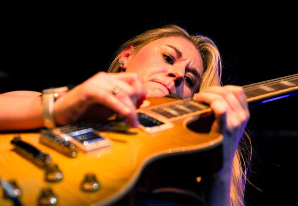 joanne shaw taylor  the borderline dvd gig report