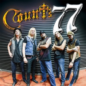 Count's 77 released their debut album in April.