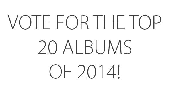 Top 20 Albums Vote