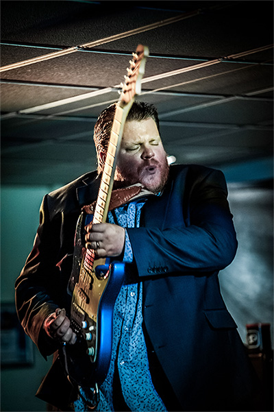 Danny Bryant (Photo: John Bull)