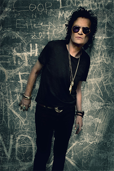 Glenn Hughes (photo: Georgia Cates)