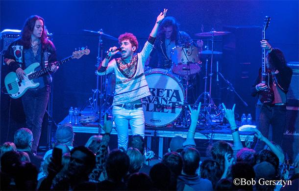 Greta van fleet portland gig review blues rock review - Greta van fleet download ...