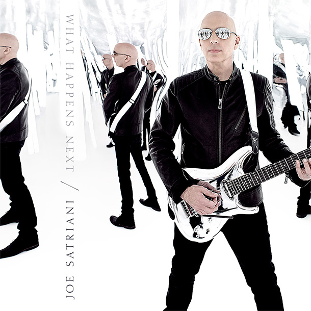 joe satriani what happens next review blues rock review. Black Bedroom Furniture Sets. Home Design Ideas