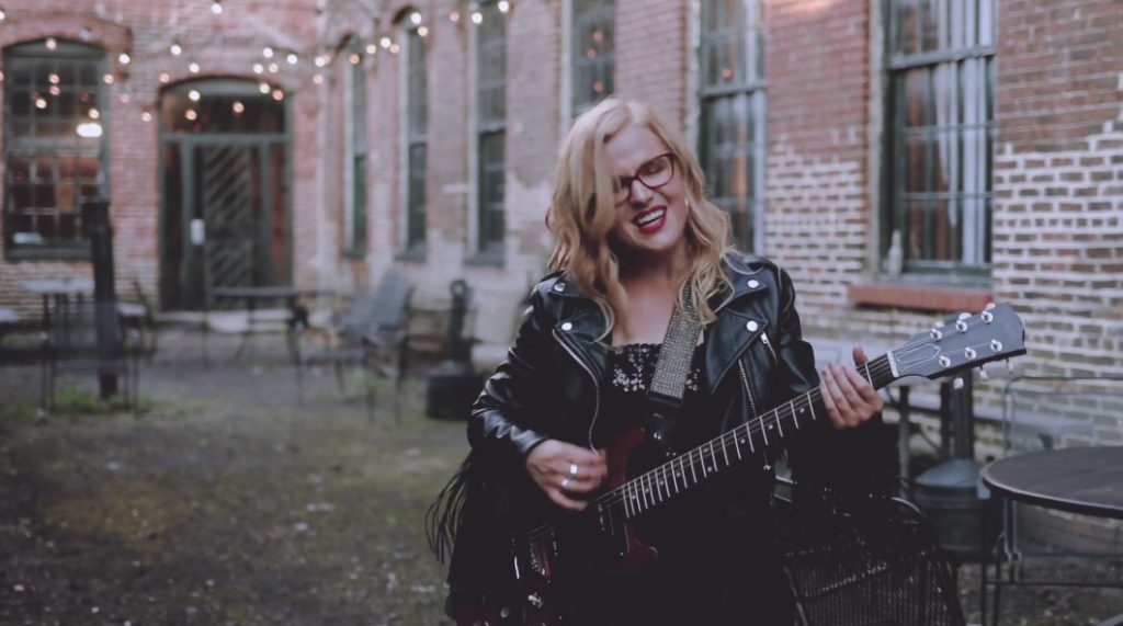 "Meg Williams releases ""Little Bit Of The Devil"" video"